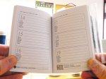 Kalendarz książkowy w twardej oprawie